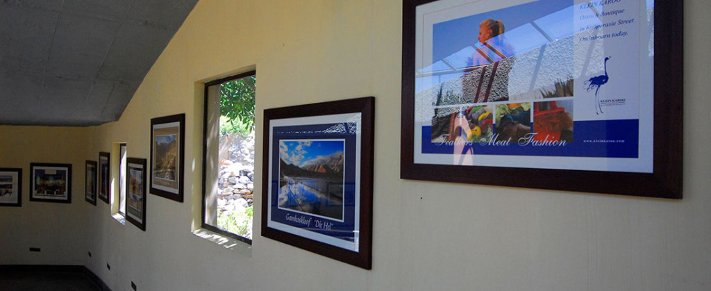 Integrated Marketing - Cango Caves Advertising Posters