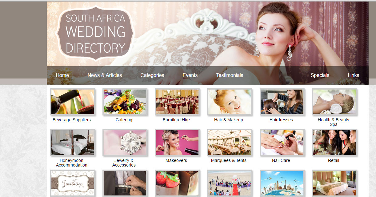 Integrated Marketing - Wedding Photography