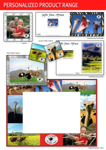 Integrated Marketing - Wildshots Tourist Products