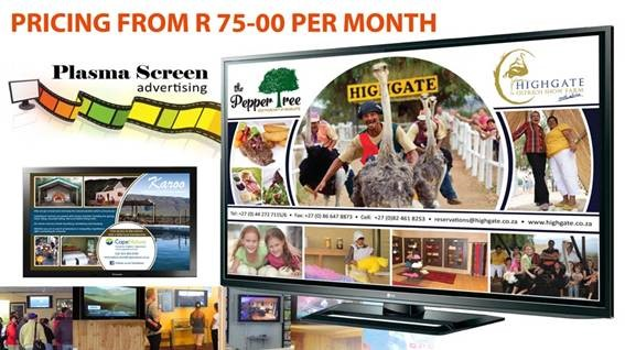 Integrated Marketing - Plasma Screen Marketing