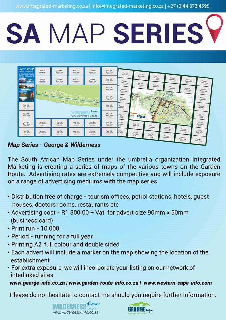 SA Map Series - Integrated Marketing